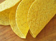 Homemade Tacos Shells