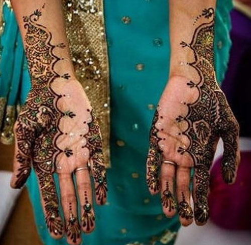 Latest rajasthani mehndi