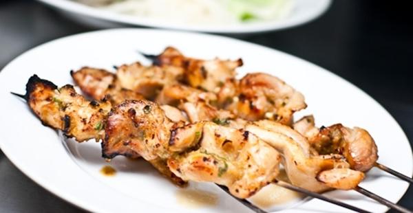 Easy Chicken Yakitori Recipe