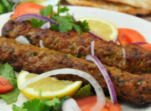 Spicy Seekh Kabab Recipe
