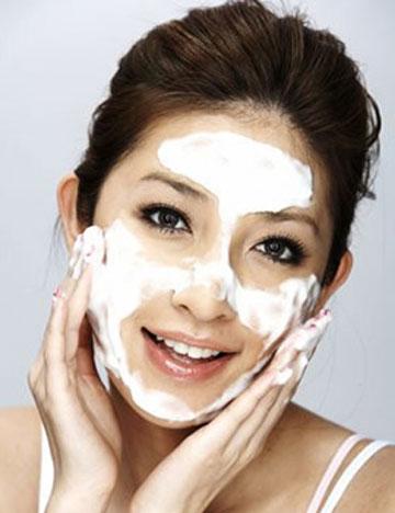 skin whitening mask