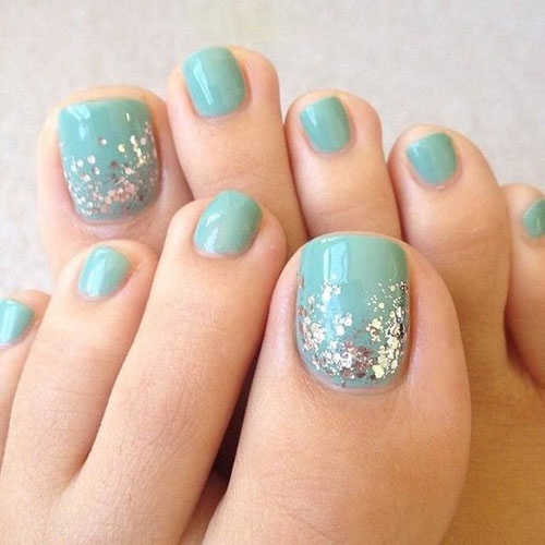 Toe Nail Art Designs 2018