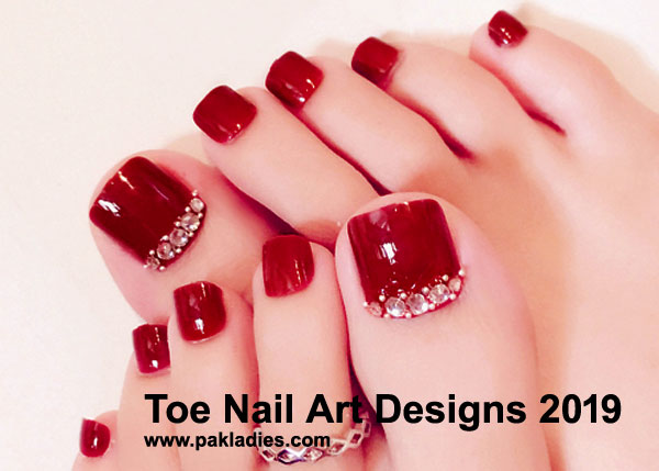 Toe Nail Art Designs 2019