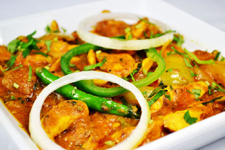 Balti Chicken Recipe