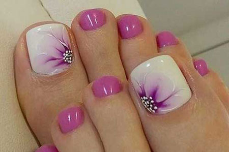 Cool Toe Nail Art Ideas