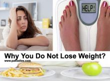 Why You Do Not Lose Weight