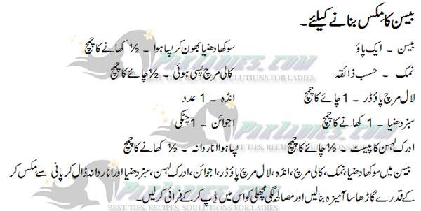 fish pakoray urdu recipe