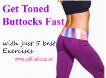 Get Toned Buttocks Fast