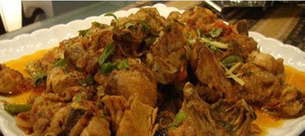 Mutton Chops Karahi