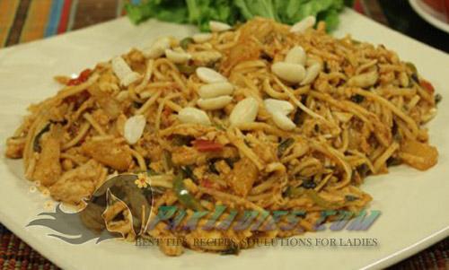 Sweet & Sour Noodles