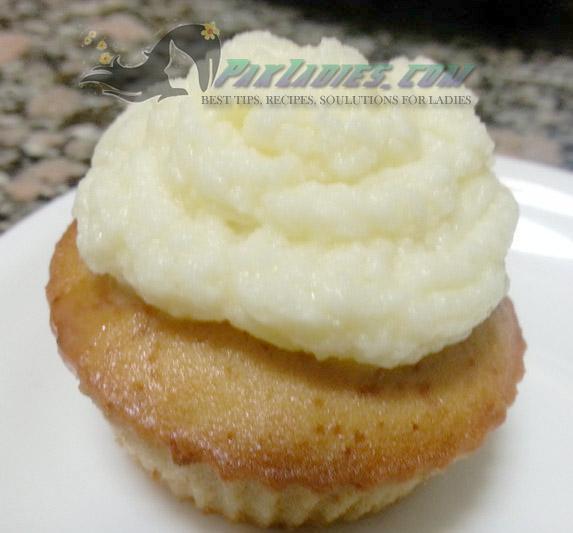 tasty vanilla cupcakes