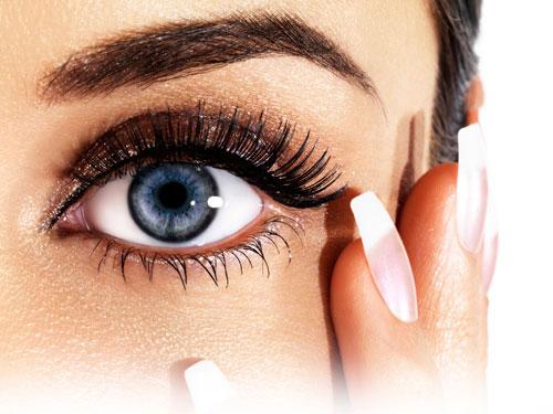 Urdu Tips for eye lashes