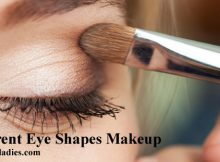 Different Eye Shapes Makeup