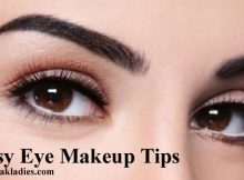 Easy Eye Makeup Tips