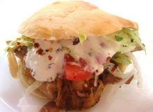 Turkish Doner Kebab Recipe