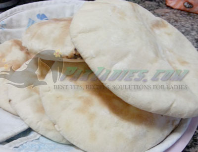 How to Make Perfect Pita Bread