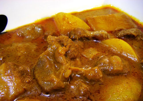 Quick and Easy Mutton Korma