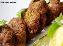 Galawat ke Kabab Recipe