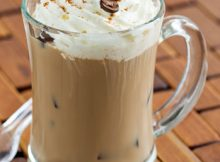 Iced Cocoa Coffee Recipe
