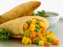 Tasty Vegetable Samosa Recipe