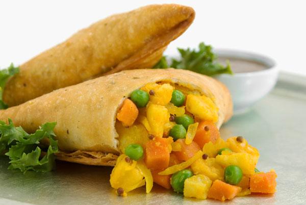 Tasty Vegetable Samosa Recipe