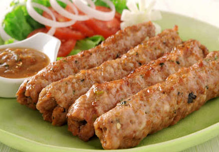 How to Make Beef Seekh Kabab Recipe