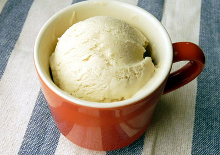 No-Churn Coffee Ice Cream