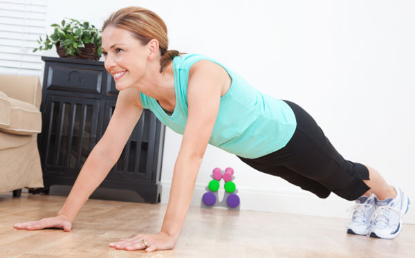 5 Fat Burning Exercises in 5 Minutes