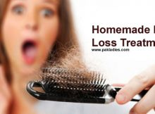 Homemade Hair Loss Treatments