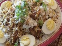 Quick shahi Mutton pulao recipe, if you are running late for dinner, this recipe is excellent for quick meal.