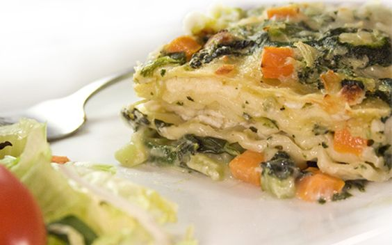 Tasty Vegetable Lasagna Recipe