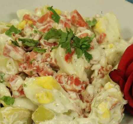 potato picini salad