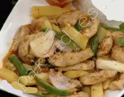lebanese chicken recipe