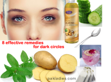 natural remedies for dark circles around the eyes