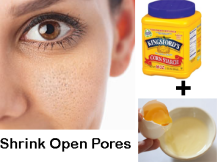 How to Shrink Skin Pores