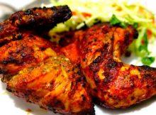 Tandoori Chicken Indian Cuisine