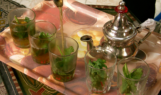 How to Make Moroccan Mint Tea at Home