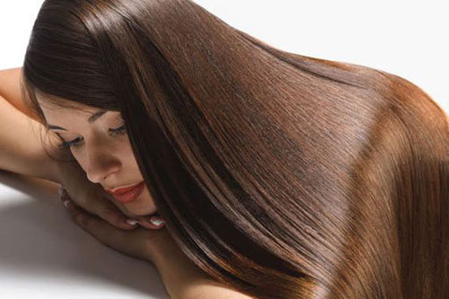 Straight Hair without using Straightener