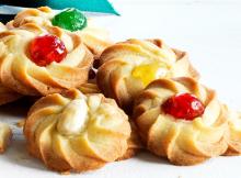 Strassburger Cookies Recipe