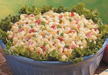 Easy Macaroni Salad Recip