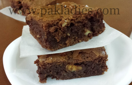 Best Dark Chocolate Brownies