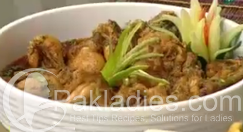 Bhuna Balti Chicken by Shireen Anwer