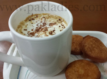 How to Make a Cappuccino Coffee
