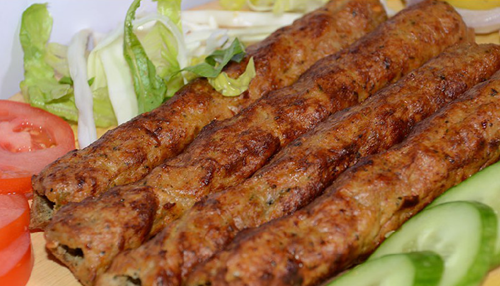 instant seekh kabab by shireen anwar