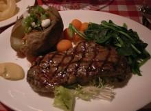 Steakhouse Steak Recipe