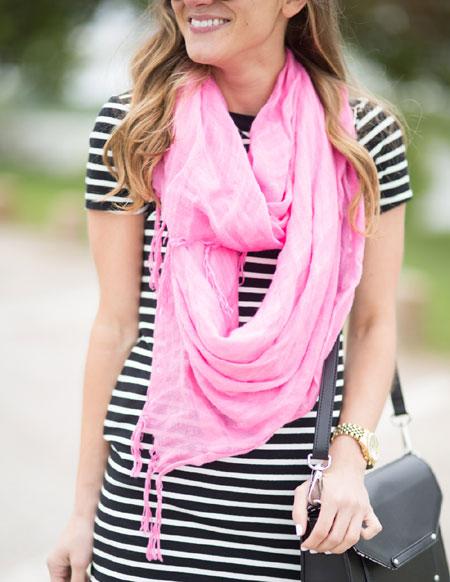 Stylish Summer Scarves