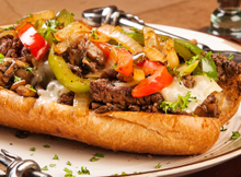 Chili Cheese Steak Sandwich Recipe