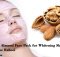 Almond and Walnut Face Pack