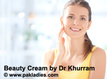 beauty cream by dr khurram mushir
