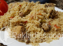 Dum Pukht Pulao by Shireen Anwar